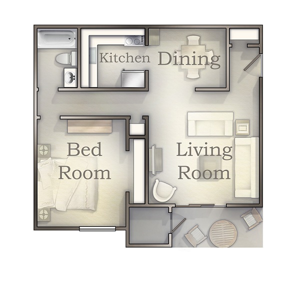 Floor Plans And Pricing For Duplex Adts 1 2 1 1256 Sf